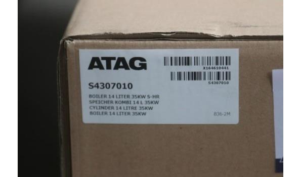 boiler ATAG S4307010, cap 14l/35Kw
