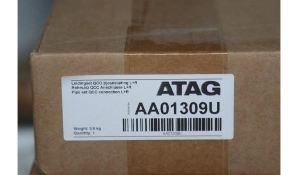 3 leidingsets ATAG AA01309U