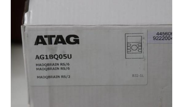 ruimteklokthermostaat ATAG AG1BQ05U