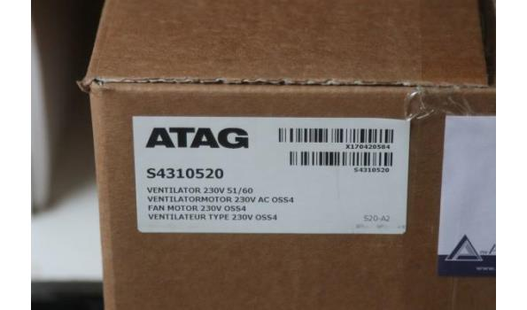 ventilatormotor ATAG S4310520