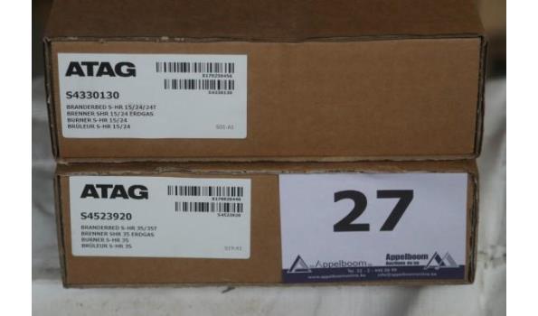 2 branderbeds ATAG S4523920
