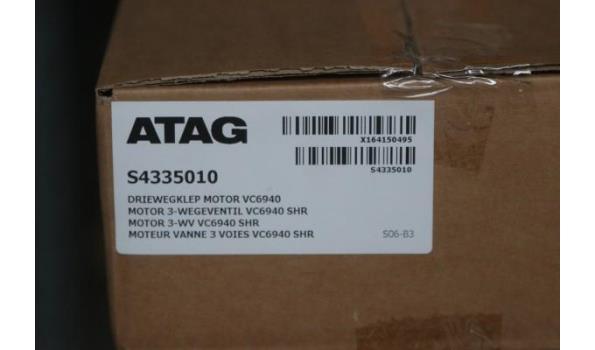 4 diverse onderdelen ATAG
