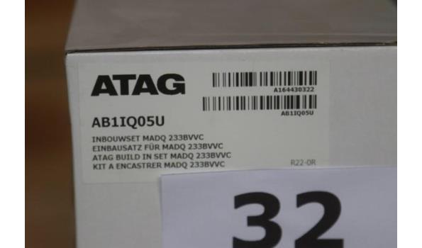 2 regelaar inbouwsets ATAG AB1IQ05U