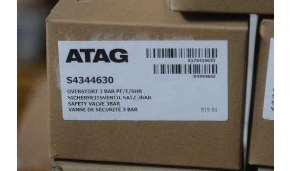 5 overstortventielen ATAG S4344630