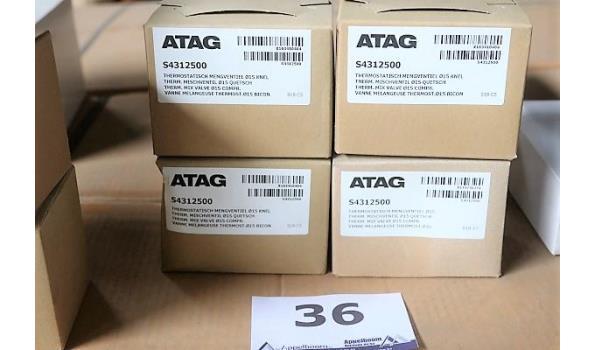 thermostatische mengventiel ATAG S4312500