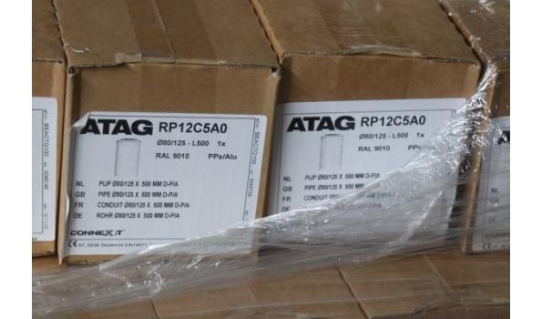 15 concentrische verlengstukken ATAG RP12C5A0