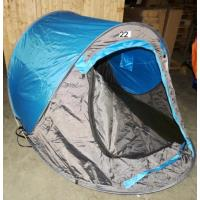 Pop-Up tent incompleet