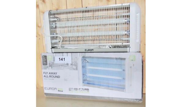 Elektrische Insectenkiller 2x15W Licht beschadigd