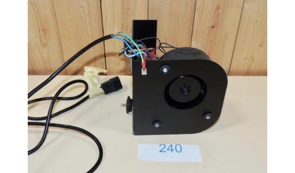 Ventilator Infra rood sauna type 57192301PH-LA09 6/22