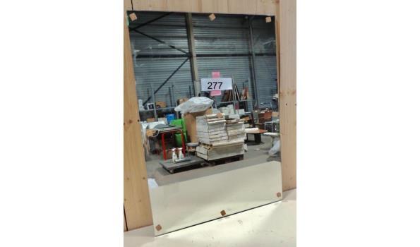 Spiegel afm. 50x70