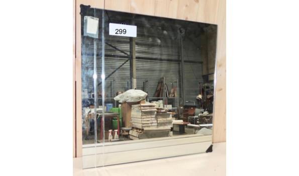 Spiegel afm. 60x60