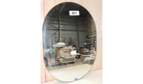 Spiegel fabr. Inda afm. 60x80