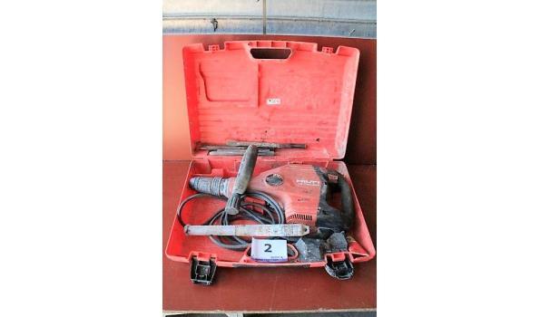 boor/breekhamer HILTI TE 700-AVR, 133w, 230v