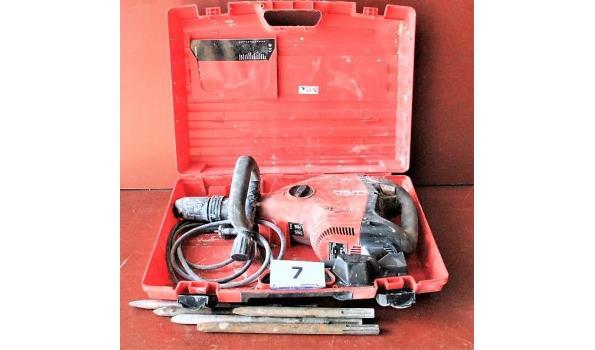 boor/breekhamer HILTI TE 700-AVR, 1300w, 230v