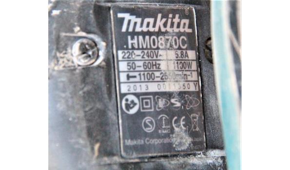 bereekhamer MAKITA HM087C