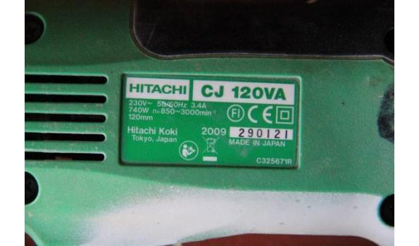wipzaag HITACHI CJ120VA, 740w