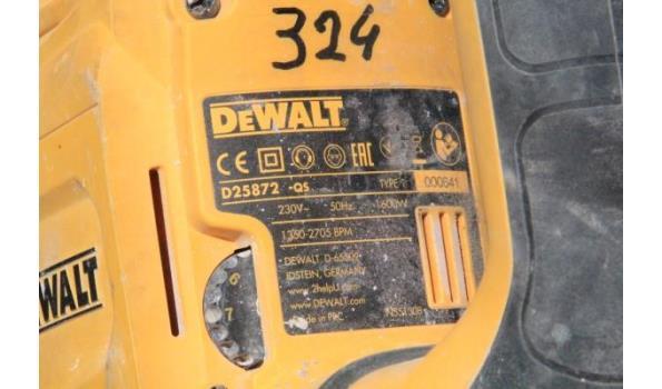breekhamer DEWALT D25872, 1600w, 230v