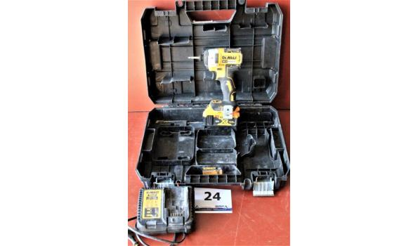 accu moerenaanzetter DEWALT DCF887, 18v