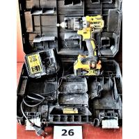 accu schroefmachine DEWALT DCD 791, 18v