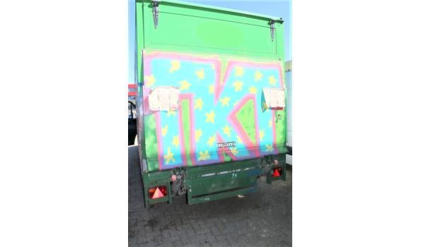 lichte vrachtwagen MERCEDES 411cd-d, diesel, cm³ ng, kW ng, 1e inschr 10/05/2004, chassisnr WDB904631R649054, 170803km, CO²-uitstoot ng, EURO3, compl met: 2sleutels, ZONDER BOORDDOCUMENTEN, keuring tot 09/04/22