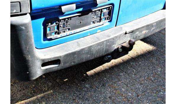 lichte vrachtwagen CITROEN JUMPY, diesel, cm³ ng, kW ng, 1e inschr ng, chassisnr UF7XURHKH92010472, 159487km, CO²-uitstoot ng, EURO ng, compl met: 1sleutel, ZONDER BOORDDOCUMENTEN,