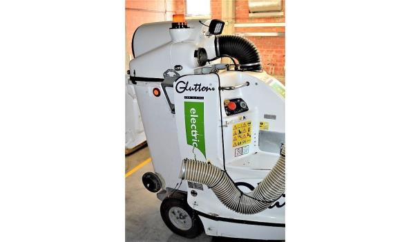 elektrische afvalzuiger GLUTTON 2111 electric