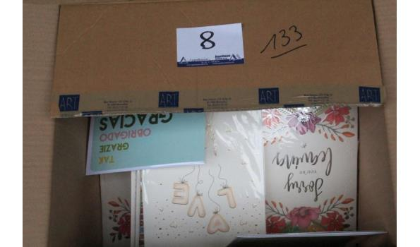 plm 120 div wenskaarten wo MAIL-BOX