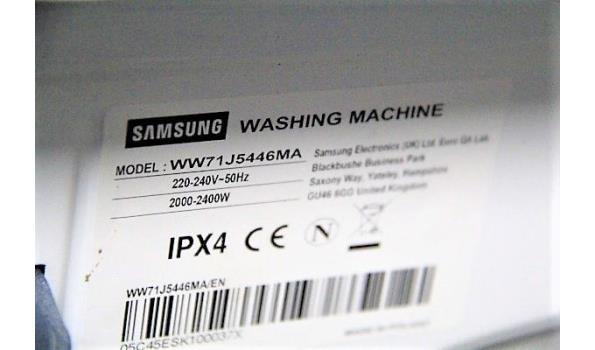 wasmachine SIEMENS WW71J5446MA, 2000-2400w