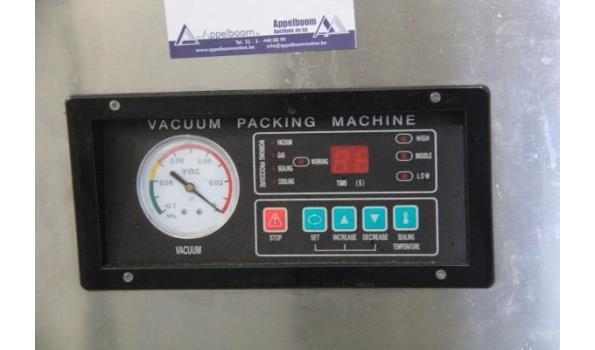 vacuumverpakkingsmachine MVAC 500, 370w, 230v