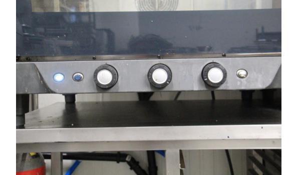heteluchtoven UNOX XV593, 10,5Kw