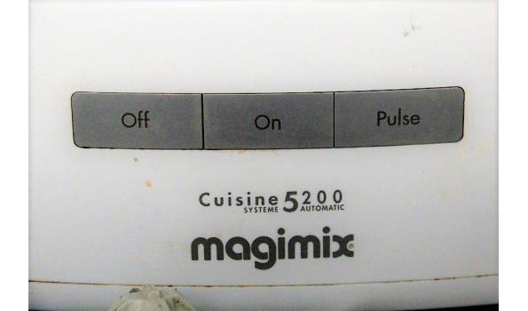 groentensnijder MAGIMIX 5200