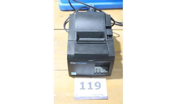 ticketprinter STAR TSP100II