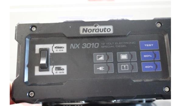 batterijoplader NORAUTO NX 3010