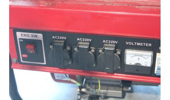stroomagregaat OHV 8500, 2500w