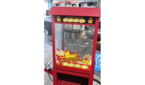 verrijdbare popcornstand