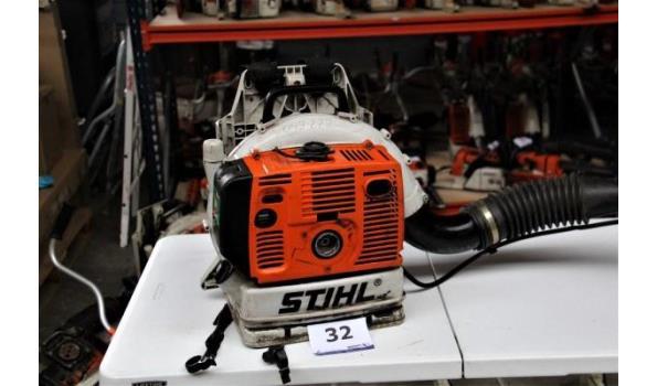 bladblazer STIHL, type BR 380 (049-222), werking niet gekend