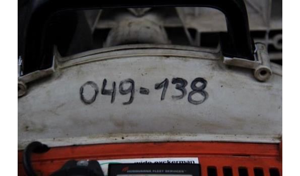 bladblazer STIHL, type BR 420 (049-138), werking niet gekend