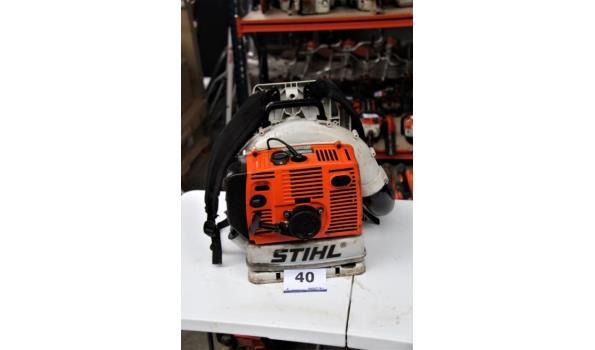 bladblazer STIHL, type BR 420 (049-208), werking niet gekend