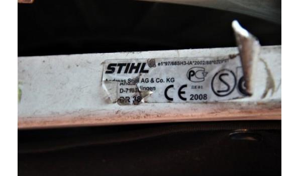 bladblazer STIHL, type BR 380 (049-260), werking niet gekend