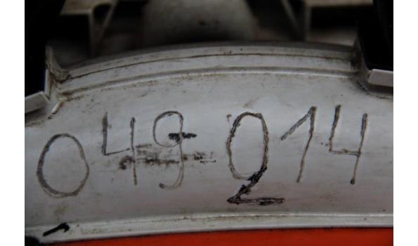 bladblazer STIHL, type BR 380 (049-014), werking niet gekend