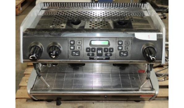 Professionele Koffiemachine fabr. LaSpaziale