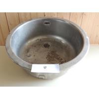 Inobuw Spoelbak diameter 44 H. 16
