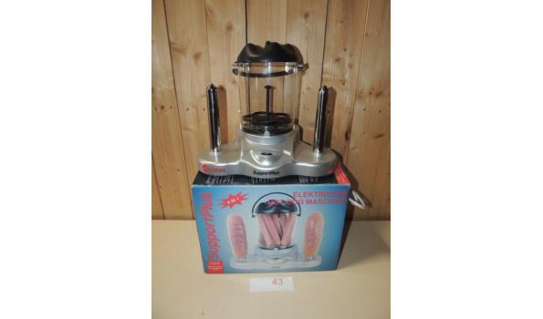 Elektrische Hotdog machine fabr, Support Plus