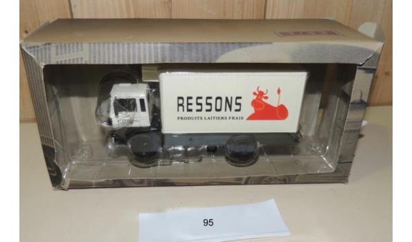 Miniatuur Vrachtwagen Berliet