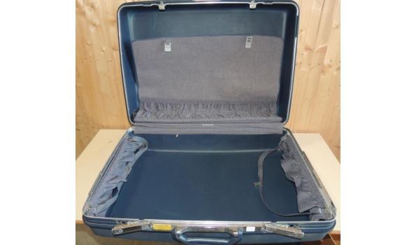 Koffer fabr. Samsonite zonder sleutels