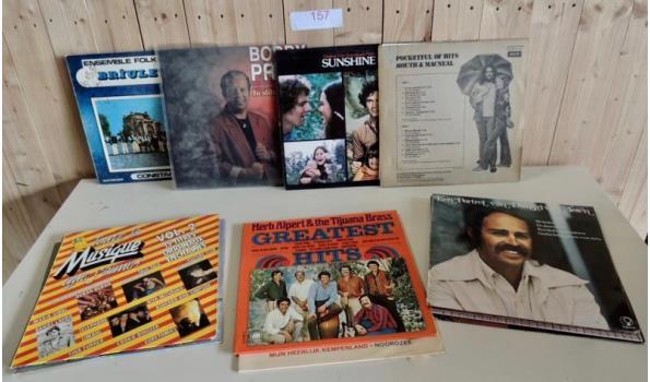 Diverse LP