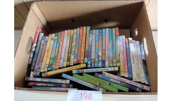 Diverse Kinder DVD