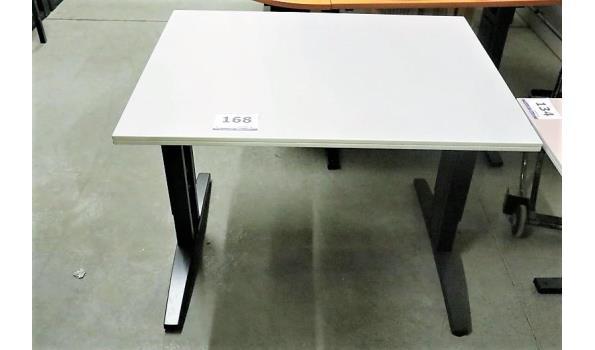 schrijftafel, in hoogte verstelbaar