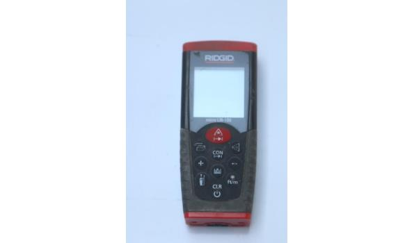 laser afstandmeter RIDGID Micro LM-100, werking niet gekend