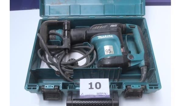 boor/breekhamer MAKITA HM0871c, 1100w, werking niet gekend